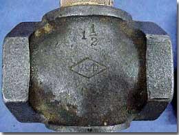 example gas cock valve #2