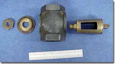 example gas cock valve #3